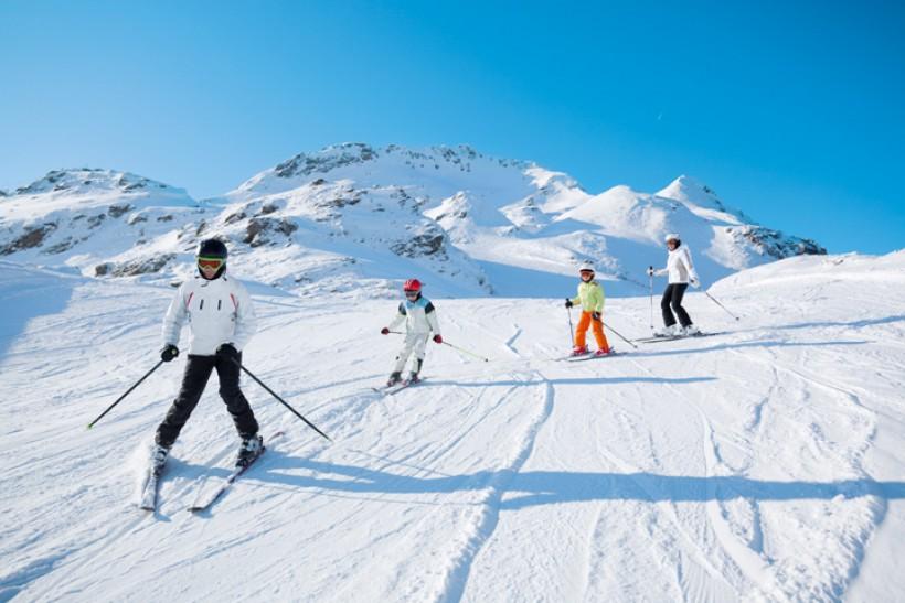 Profiter des vacances au ski en famille avec Azureva