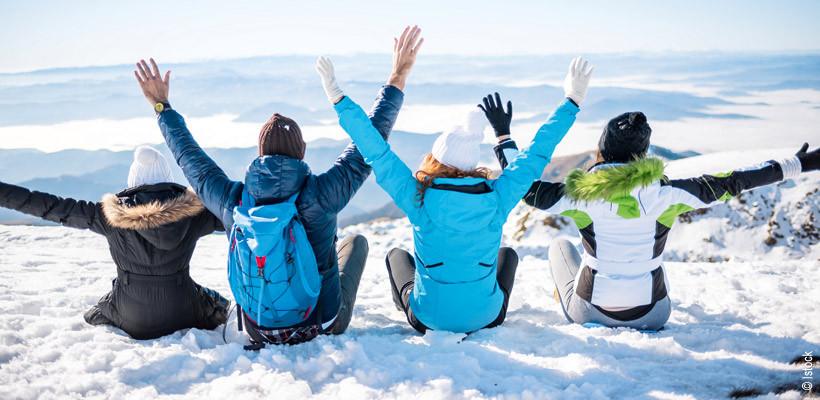 Leisure Winter Holiday