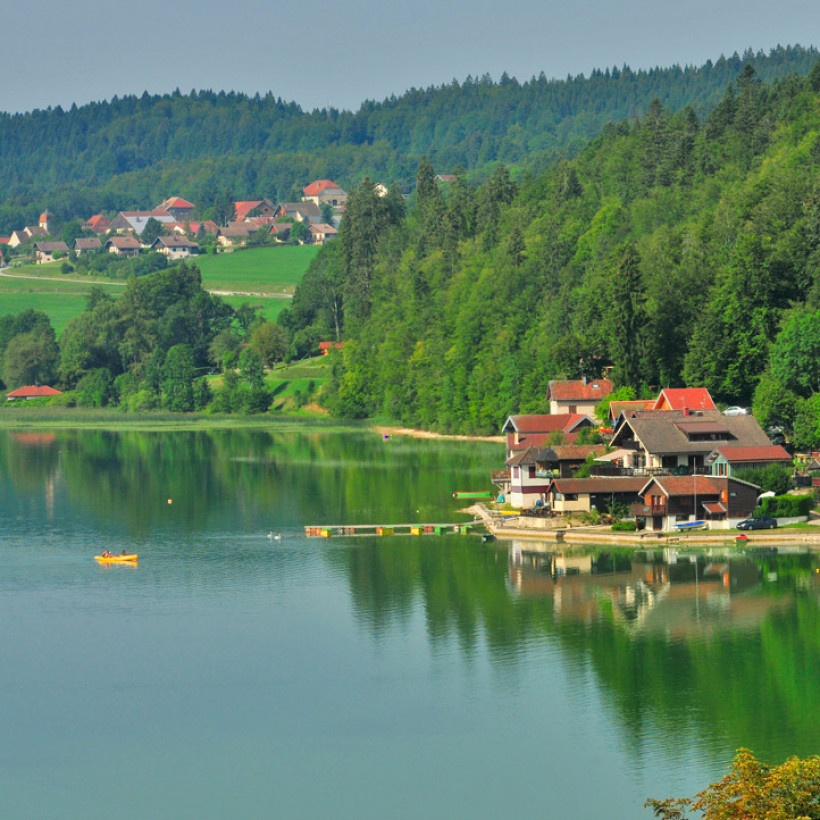 Village de vacances Jura