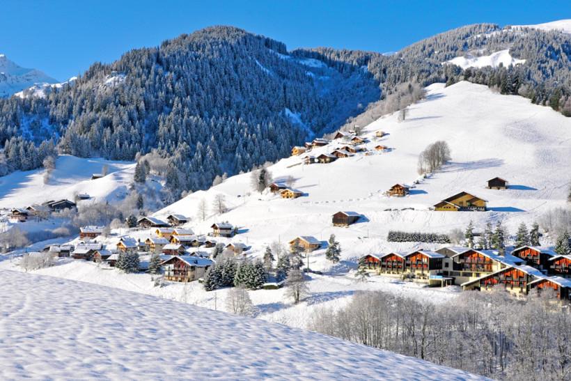 Village de vacances Haute Savoie