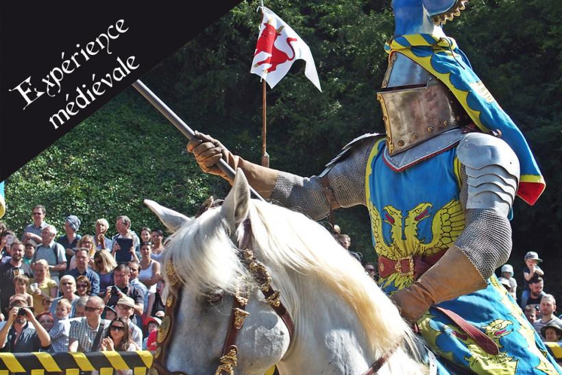 Village vacances à thème médiéval : remontez au temps du Moyen Âge !