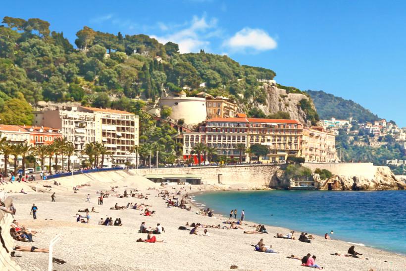 Hébergements de vacances dans les Alpes-Maritimes