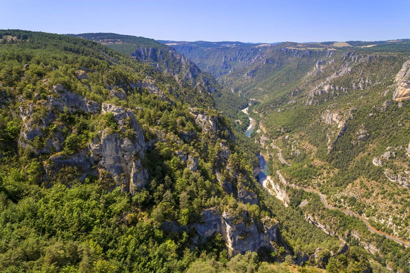 Que faire en vacances dans les Gorges du Tarn ?