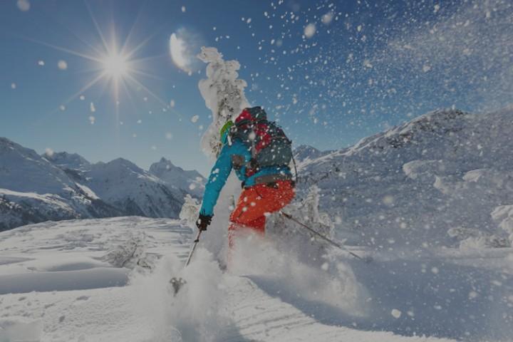 Profiter des vacances au ski en famille