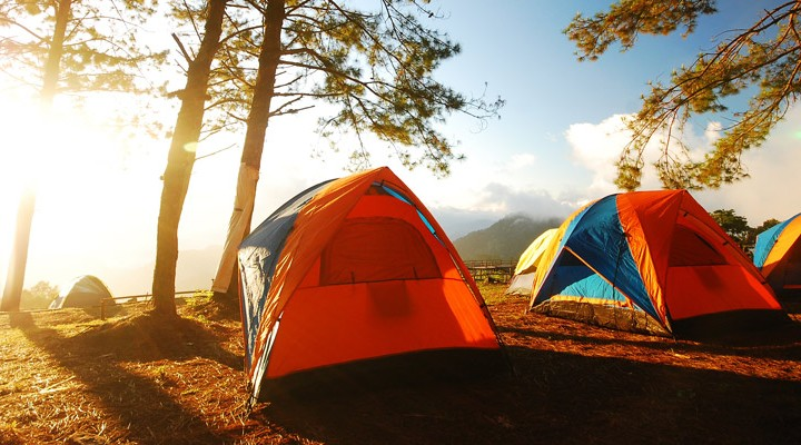 Nos emplacements campings