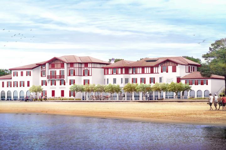 New destination : Hôtel du Parc 3 stars
