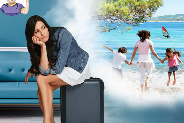 Do not dream anymore your summer holidays, live them!