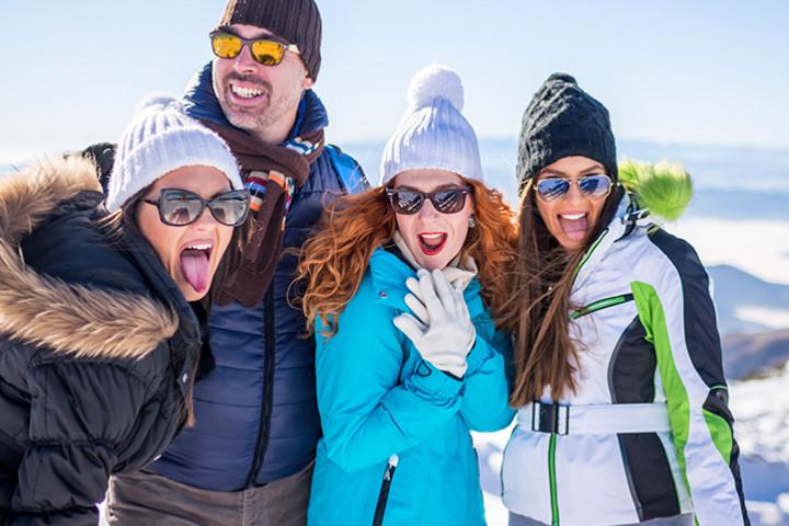 Où partir en vacances en famille en Février ?