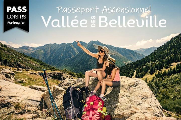 Passeport Ascensionnel Vallée des Belleville