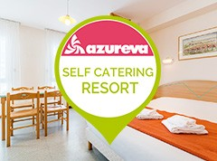 self catering resort azureva