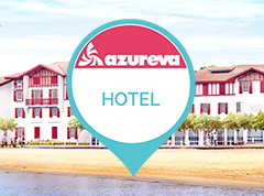 hotel location azureva