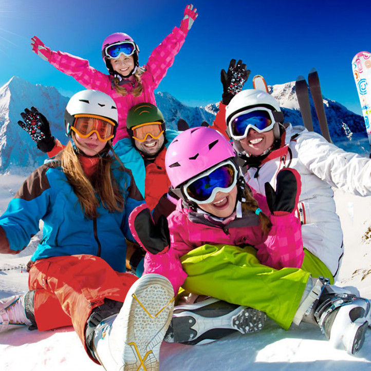 Holiday villages azureva winter with your family