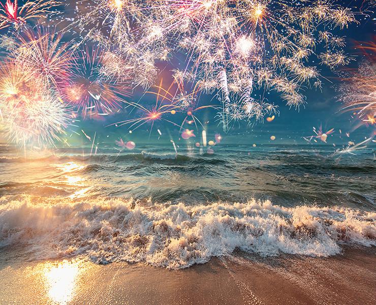 Noël et Nouvel An sur le littoral