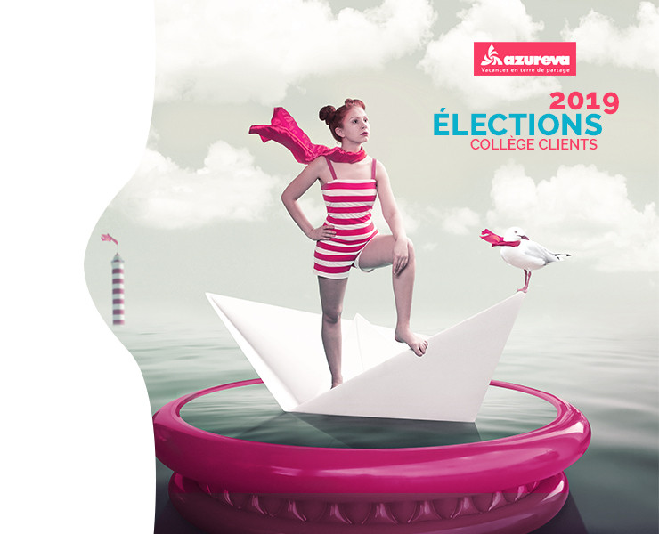 Elections 2019 Collège Clients