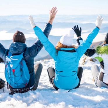 loisirs vacances neige