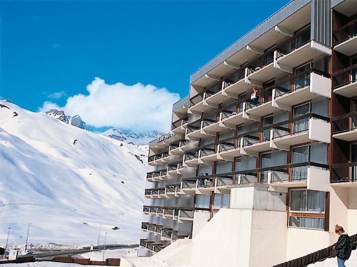village vacances ski tignes