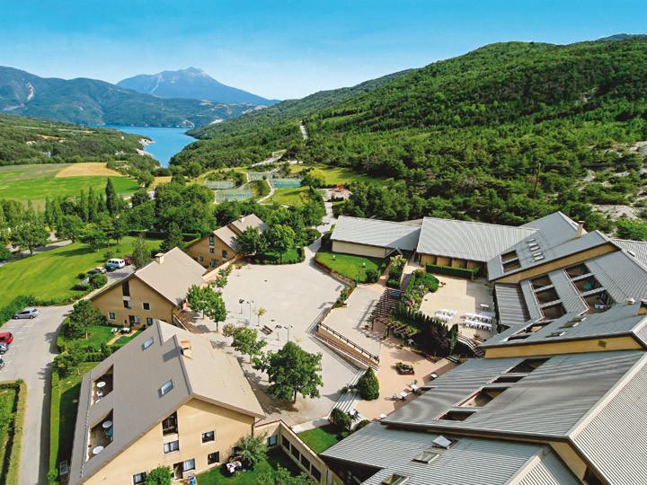 village vacances ete serre du villard