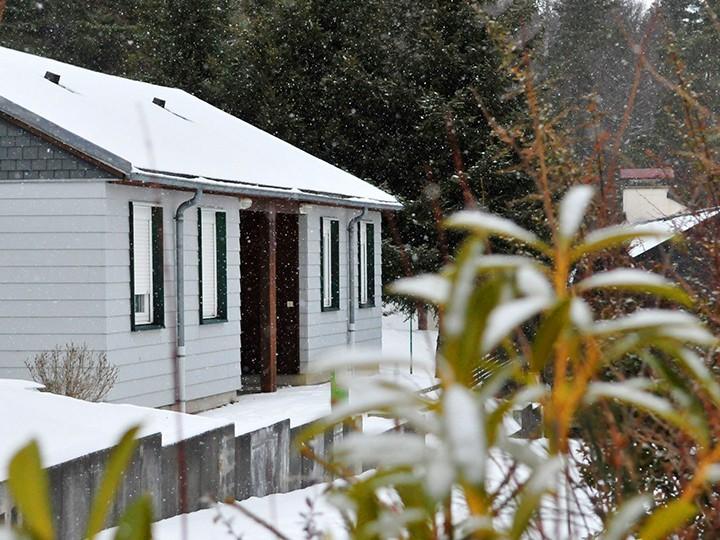 village location vacances montagne murol hiver