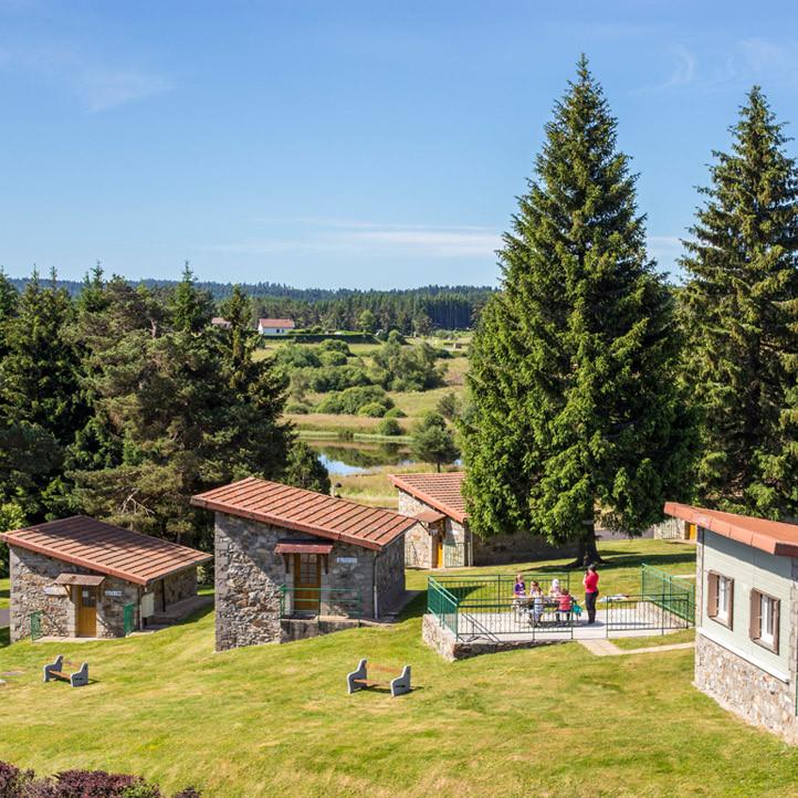village vacance auvergne