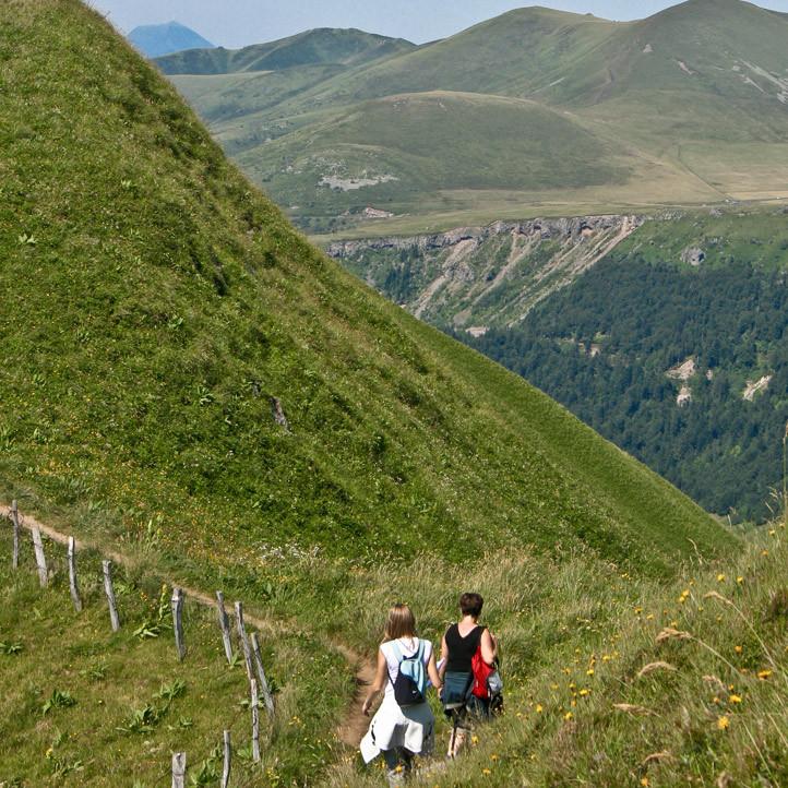 vacances montagne murol