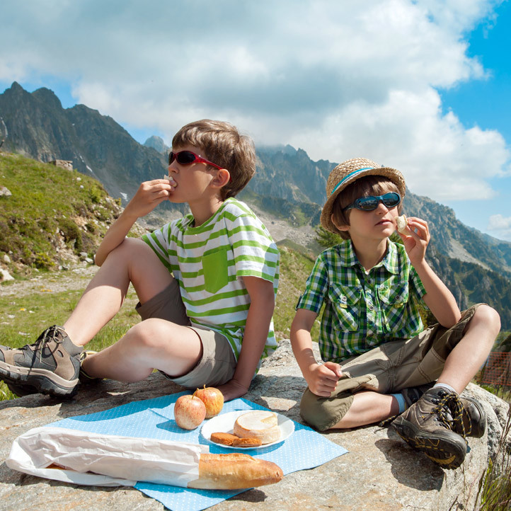 village vacances enfants areches