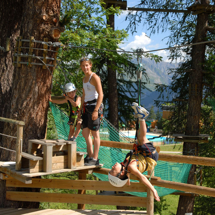 vilalge vacances enfants les karellis