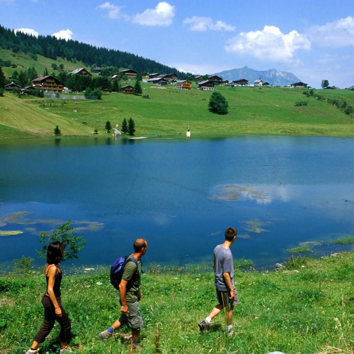 village vacances alpes la clusaz confins