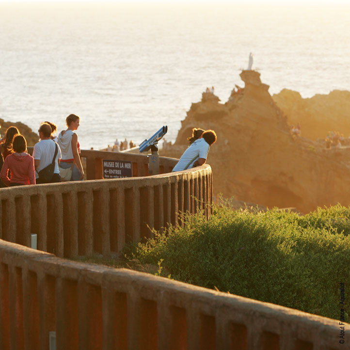 village vacances anglet excursions biarritz