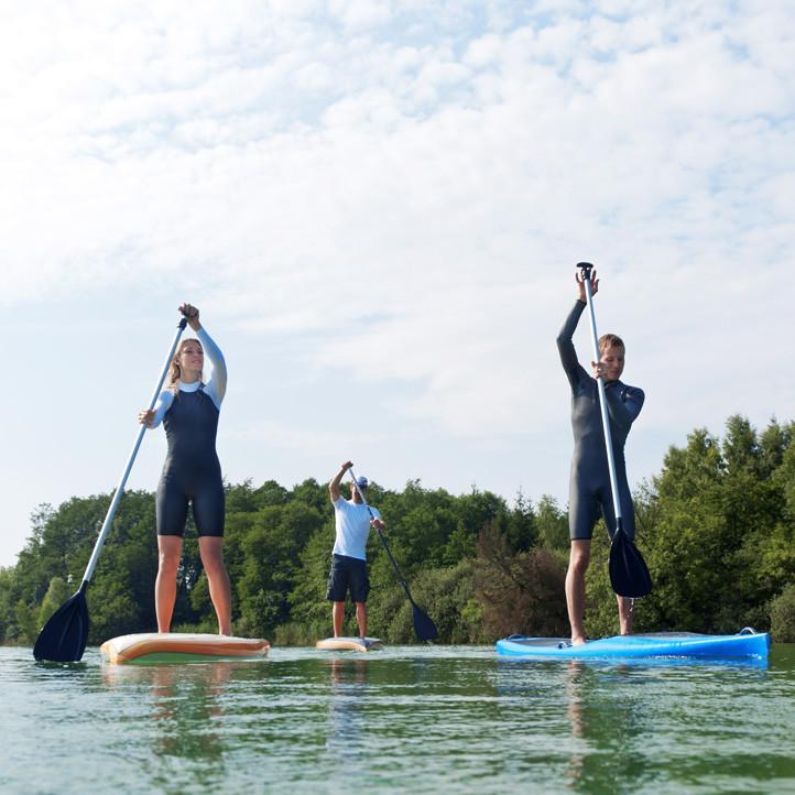 vacances sport hossegor paddle