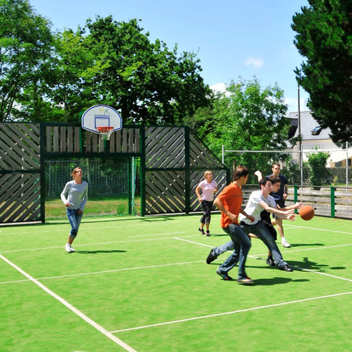 village vacances familles sport tregunc