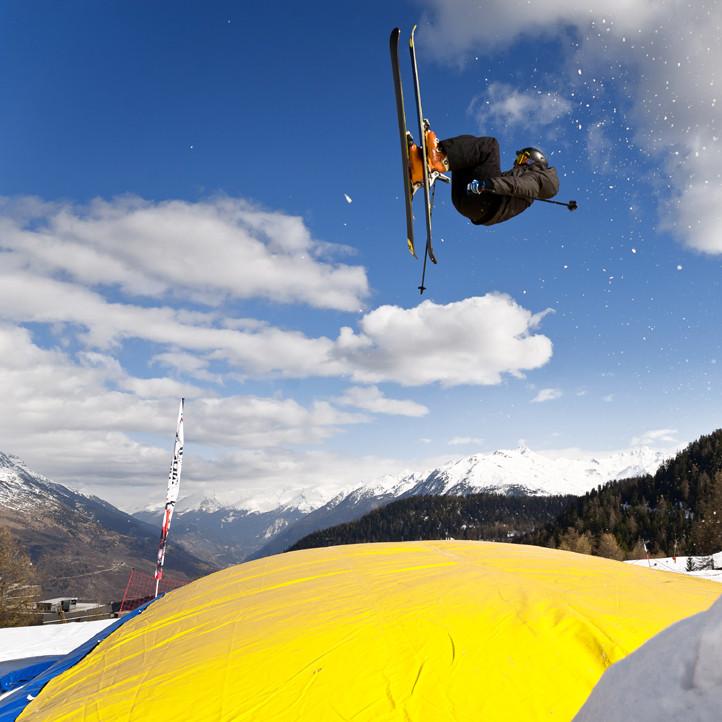 vacances sport ski les karellis