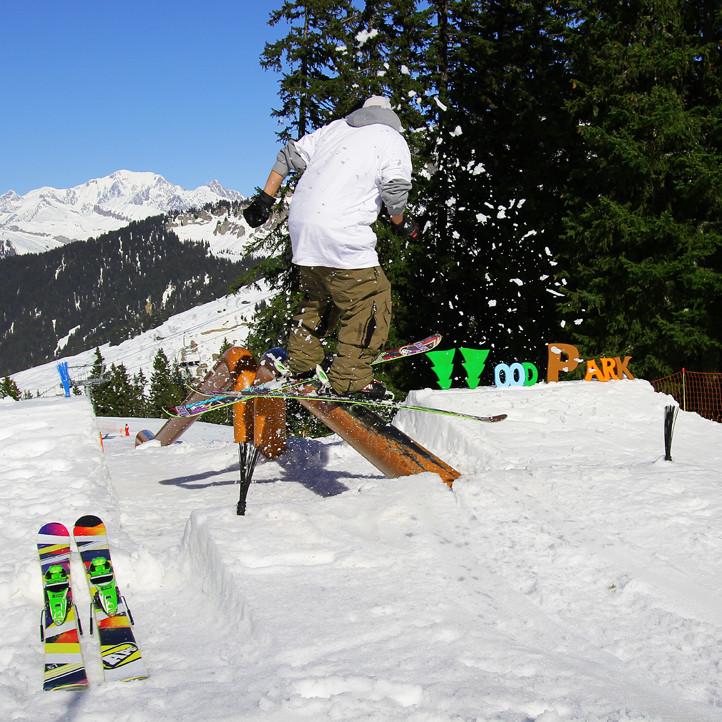 vacances sport areches nouvelles glisses