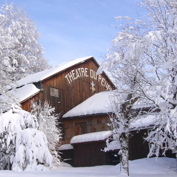 village vacances decouverte bussang neige