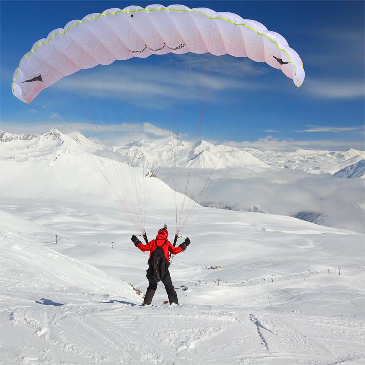 vacances sport la mongie neige