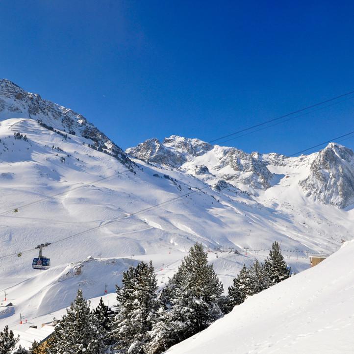 azureva vacances la mongie neige