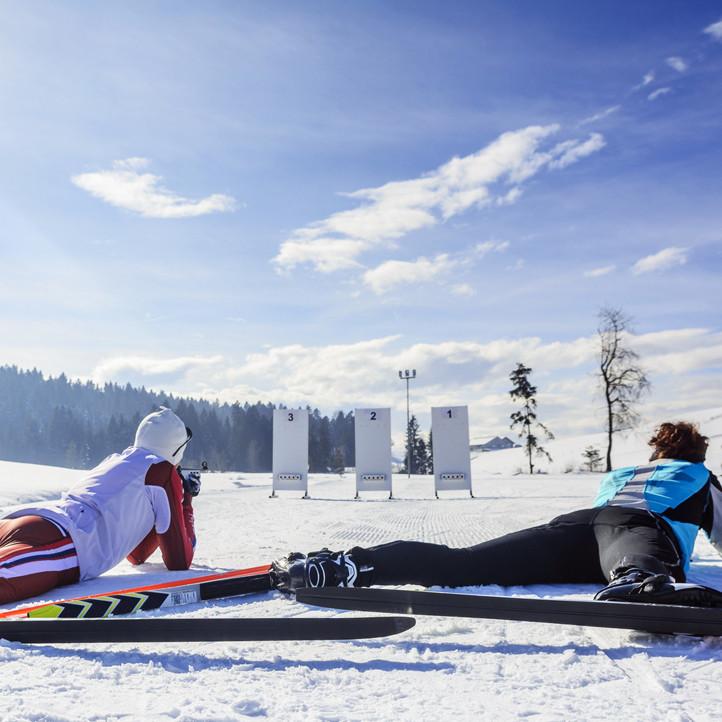 vacances sport metabief biathlon