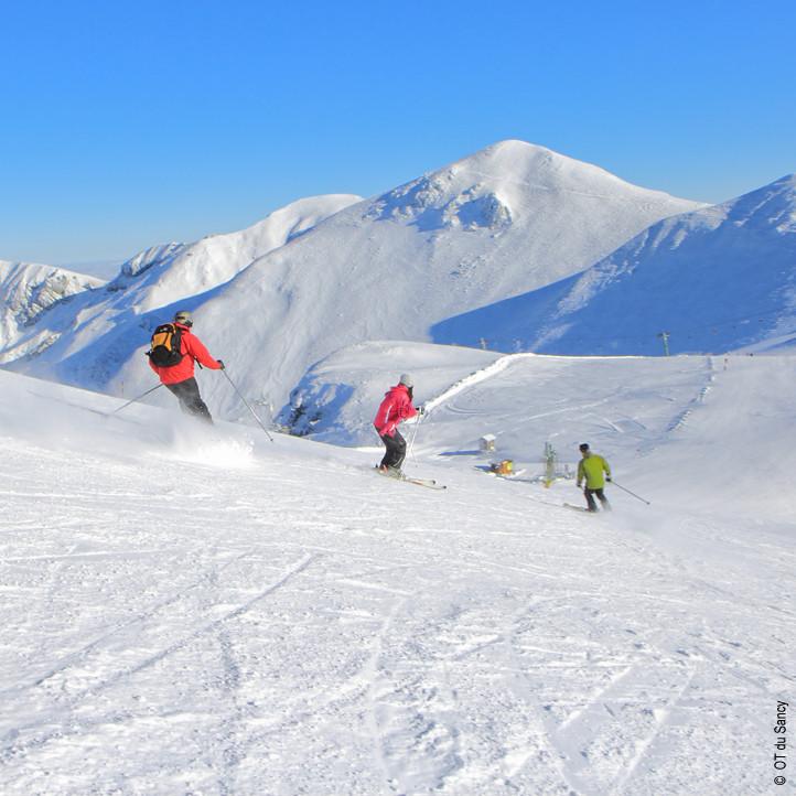 village vacances murol ski