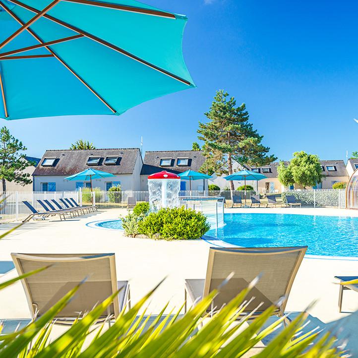 location vacances piscine confort kerjouanno