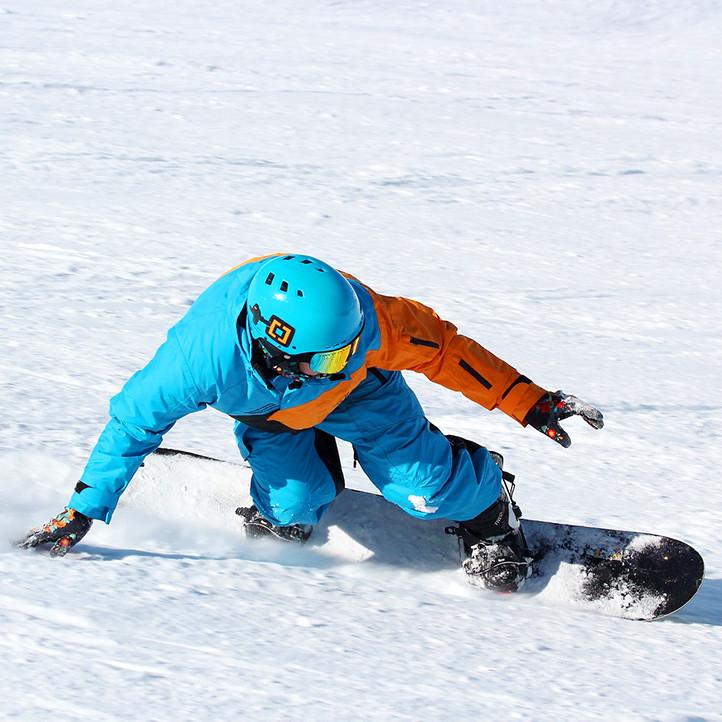 activite sport hiver les menuires