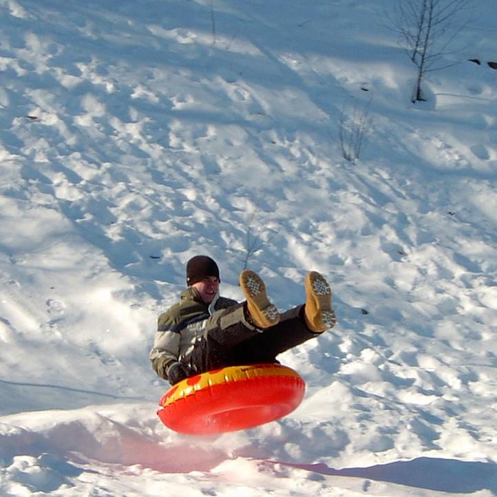 sejour vacances femille les menuires neige