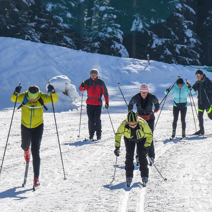 village vacances ski la clusaz nordique