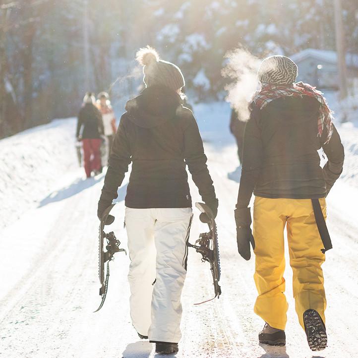 vacances montagne hiver la clusaz azureva