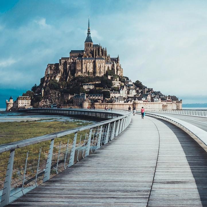 village vacances bretagne hauteville sur mer decouverte normandie