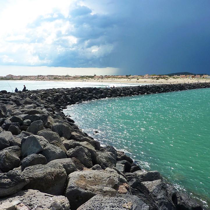 village vacances herault cap d agde bord de mer