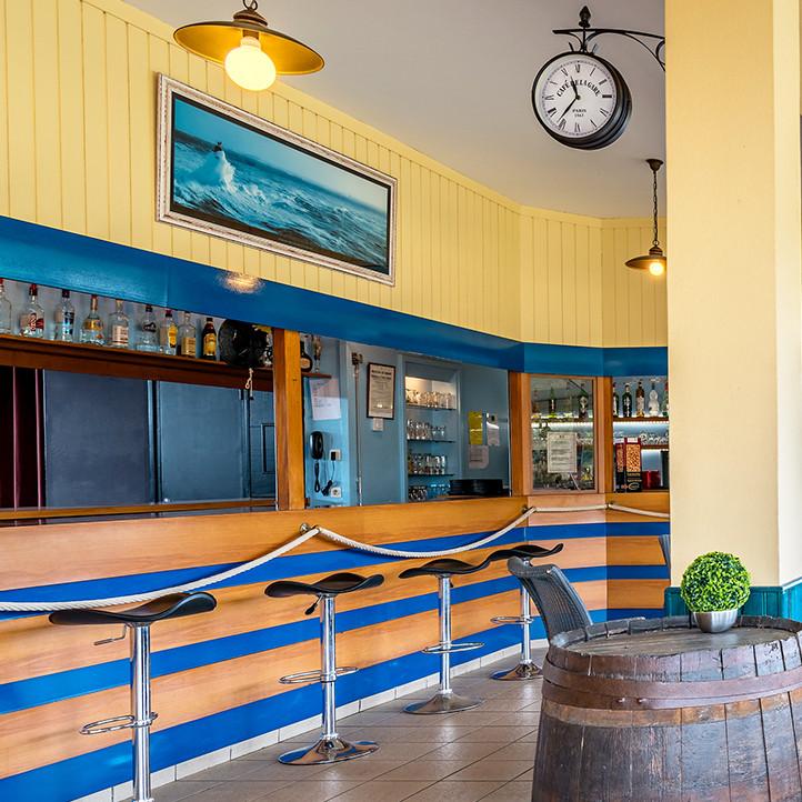 village vacances gourmand hauteville sur mer retsauration