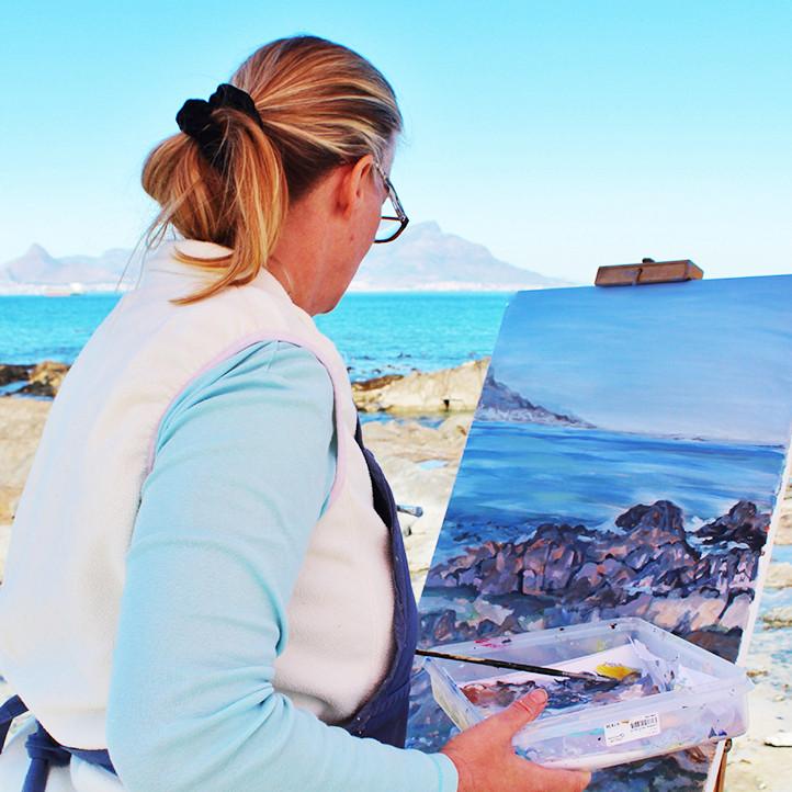 village vacances bretagne artistique hauteville sur mer