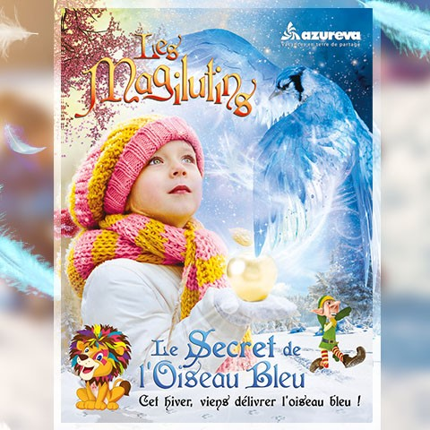 animation club enfants hiver azureva vacances 2021 carre
