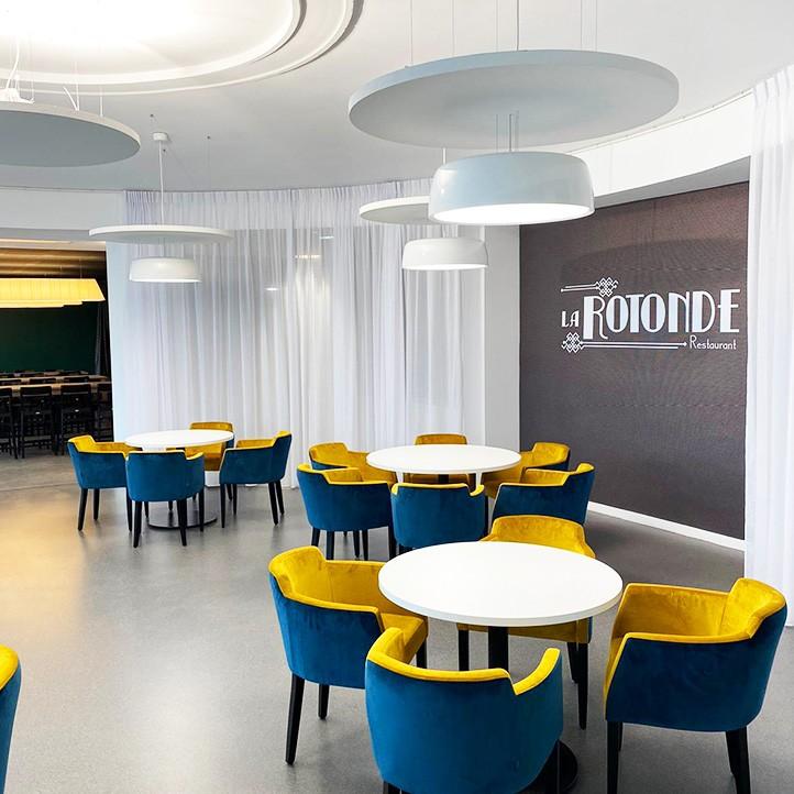 restaurant bistronomique la rotonde hotel du parc