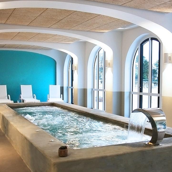 vacances location spa bien etre les bains du lac hossegor hotel du parc